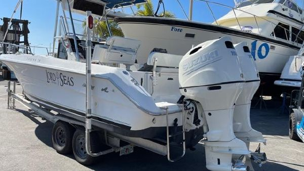 Sea Ray Laguna 24 Centre Console