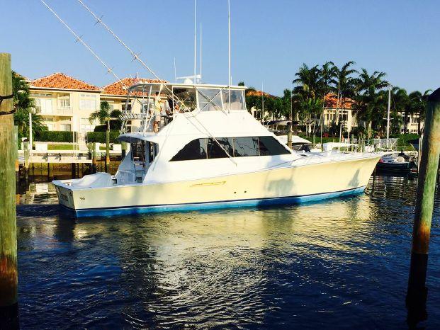 1987 Ocean Yachts 63 Super Sport