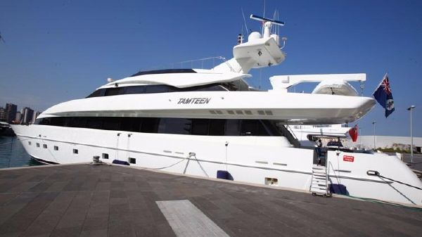 Trident Shipworks Motor Yacht