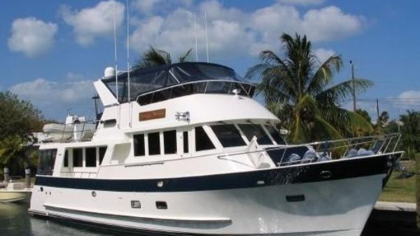 Alaskan 56 Pilothouse