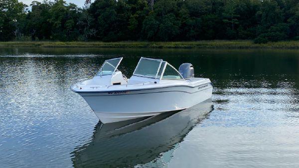 Grady-White 192 Repower
