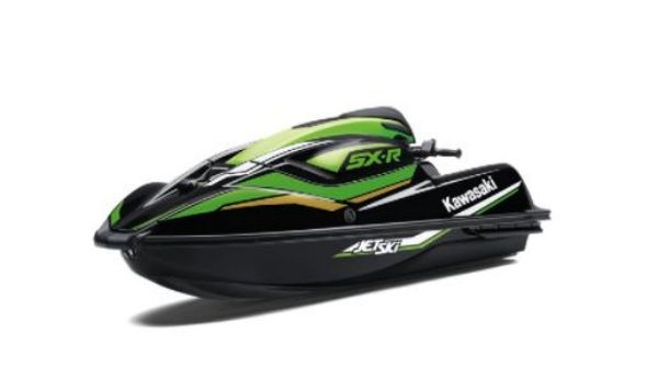 Kawasaki Jetski SX-R