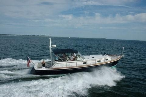 Grand Banks Eastbay 43 Ex