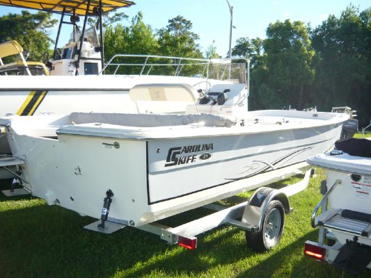 Carolina Skiff 2180 DLX - main image