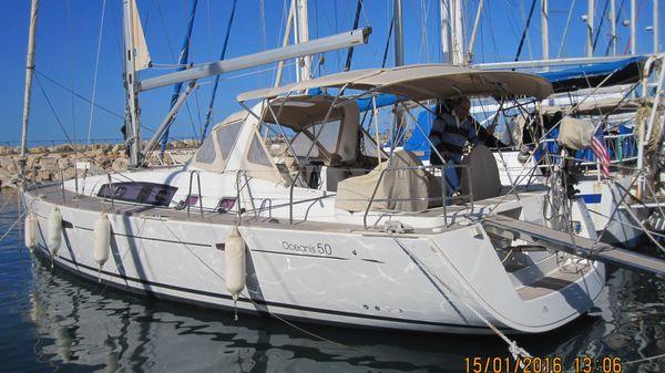 Beneteau Oceanis 50 Beneteau Oceanis 50 For sale By Tashoot LTD Israel