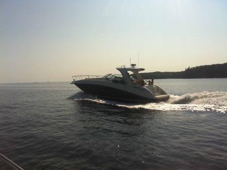 2010 Sea Ray 370 Charlottetown, Prince Edward Island - Ocean