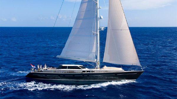 Jongert 2700 M Sail, starboard