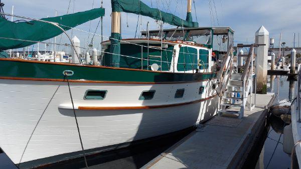 Island Trader Motor Sailer
