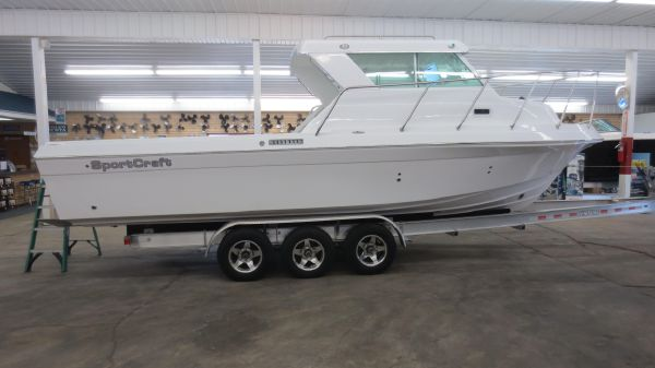 New SportCraft 272 Express Power Boats For Sale - Port
