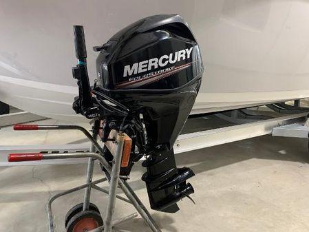 Mercury Marine 25 HP Engine image