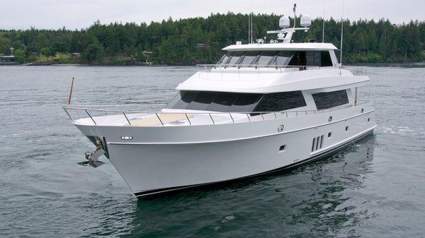 Ocean Alexander Skylounge Motoryacht