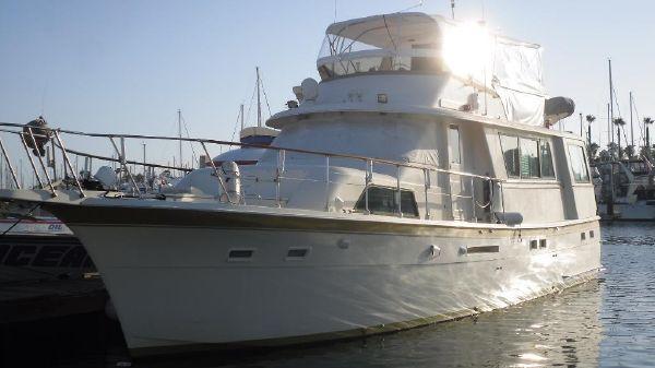 Hatteras Motor Yacht - USCG Certified