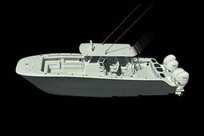 Invincible 46 Catamaran image