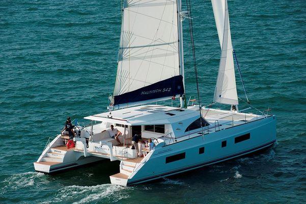 Bavaria Nautitech Catamaran 542 - main image