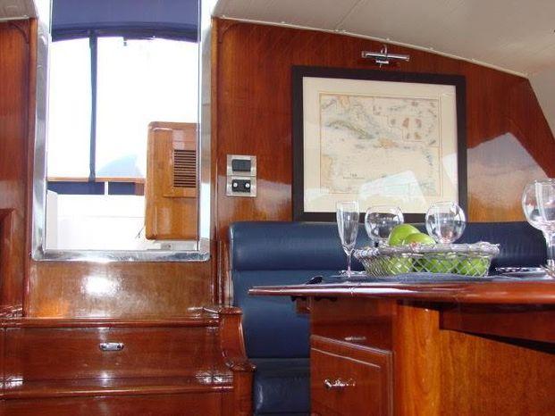 1998 Sensation Yachts Brokerage BoatsalesListing