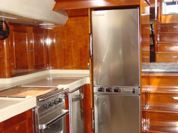 1998 Sensation Yachts Broker Connecticut