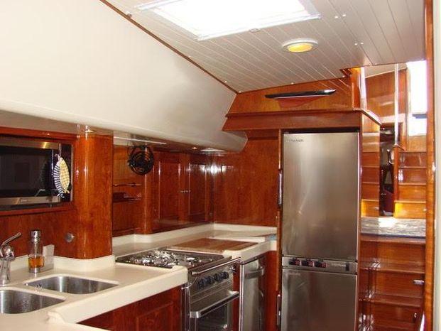 1998 Sensation Yachts Brokerage Sell