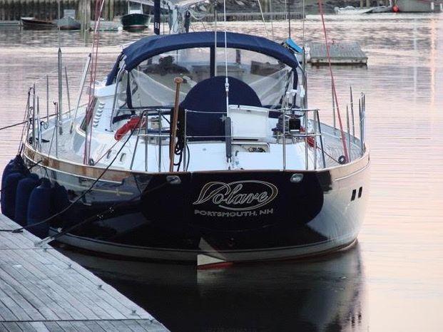 1998 Sensation Yachts Brokerage Connecticut