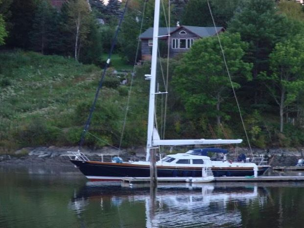 1998 Sensation Yachts Broker Brokerage