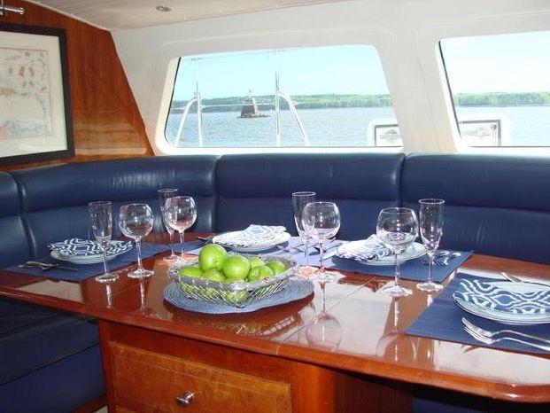 1998 Sensation Yachts BoatsalesListing Brokerage