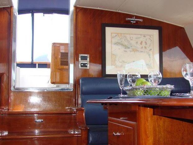 1998 Sensation Yachts Sell Massachusetts