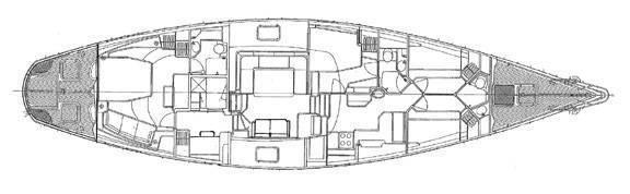 1998 Sensation Yachts Broker Broker