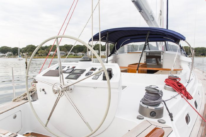 1998 Sensation Yachts Broker BoatsalesListing