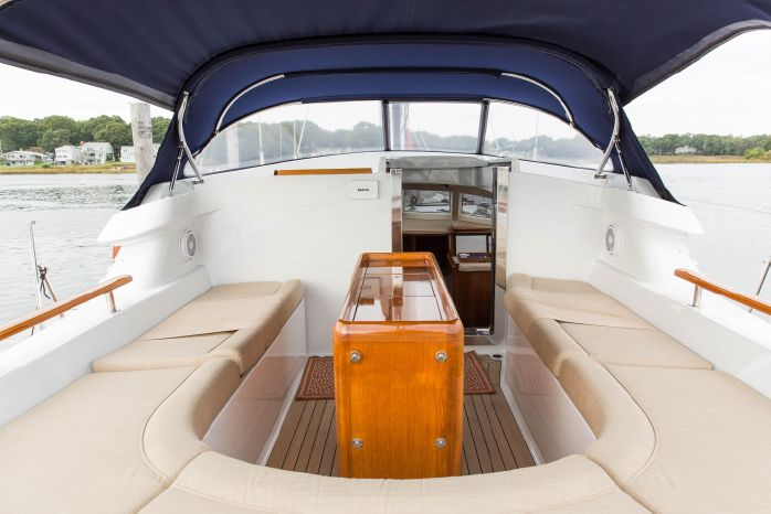 1998 Sensation Yachts Broker Purchase