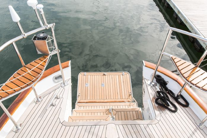 1998 Sensation Yachts BoatsalesListing Massachusetts