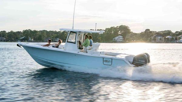 Sea Hunt 30 Gamefish Forward Seating