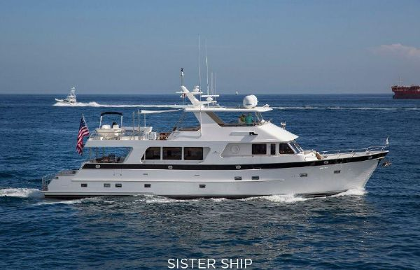 2020 Outer Reef Yachts 820 CPMY