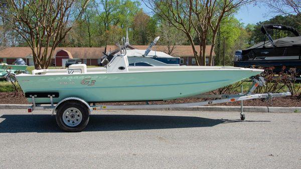 G3 18 Bay Boat