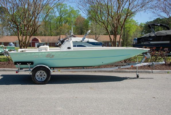 G3 18 Bay Boat - main image