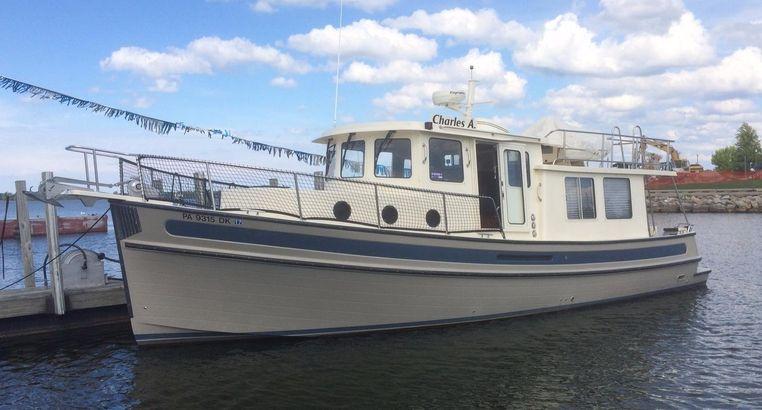 2003 Nordic Tugs 37