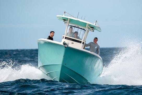 2020 Sea Chaser 30 HFC CC