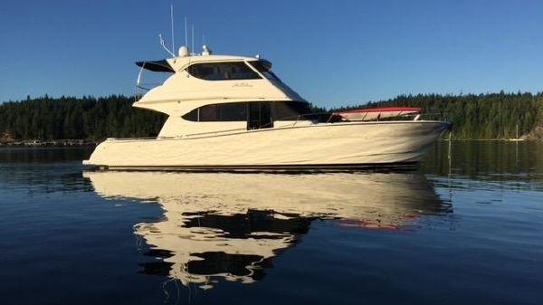 Maritimo 52 Cruising Motoryacht.