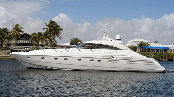Princess Yachts 65 Motor Yacht Sport Cruiser