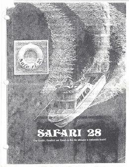 Carter Safari 28 Sportfisher image