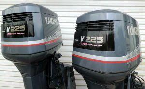 Yamaha Outboards 225TXRW