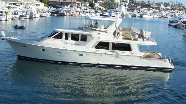 Offshore Yachts Motor Yacht