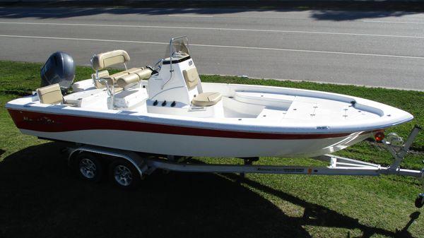 NauticStar 2200 Sport Bay