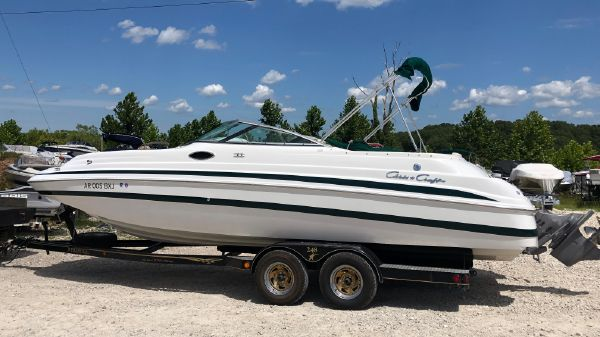 Chris-Craft 262 Sportdeck
