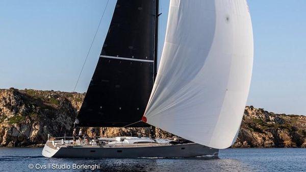 Yachting Developments marten 72 racer
