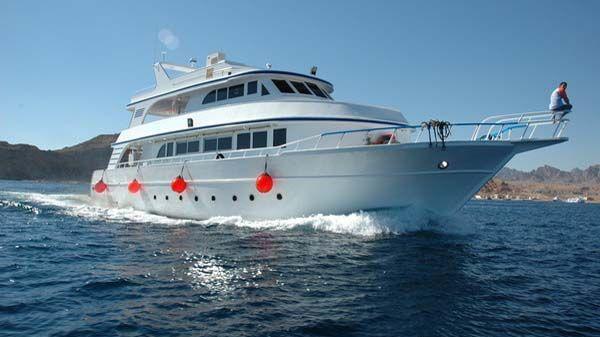 Egypt Custom Dive boat 27 m Photo 1