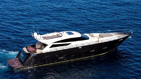 Cayman Yachts 75 HT