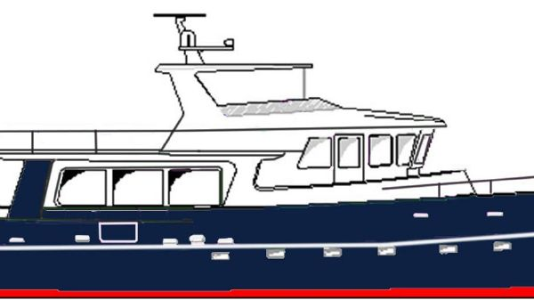 Ruby Yachts Passagemaker 65 Aft Cabin Ruby Yachts Passagemaker 65 Aft Cabin
