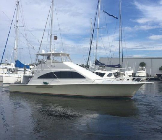 2003 Ocean Yachts SS Sportfish