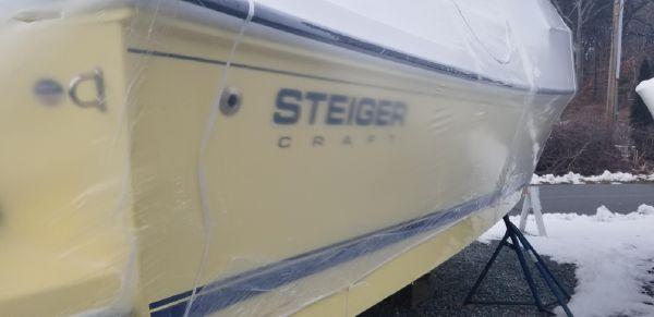Steiger Craft 23 DV Miami image