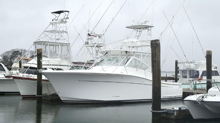 2011 Luhrs 37 IPS Canyon Series
