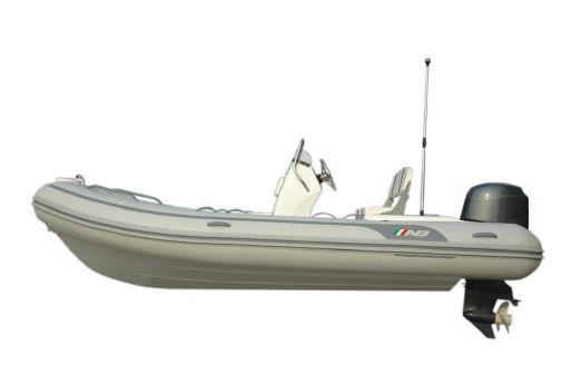 AB Inflatables Oceanus 15 VST image